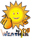 Weather by You! Logo